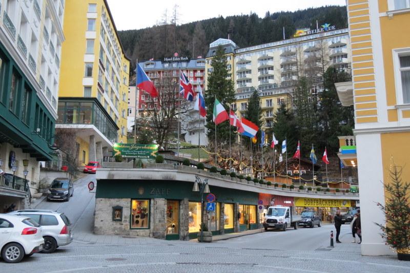 Bad Gastein, Rakousko