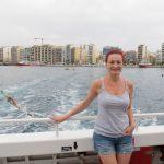 Malta - trajekt Sliema - Valletta